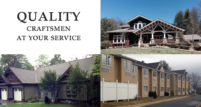 residential and commercial painters in WNC