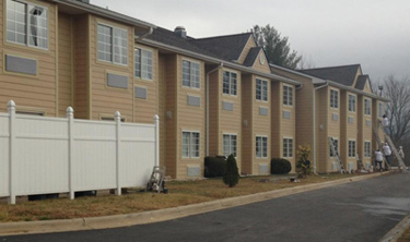 commercial painting services in north carolina